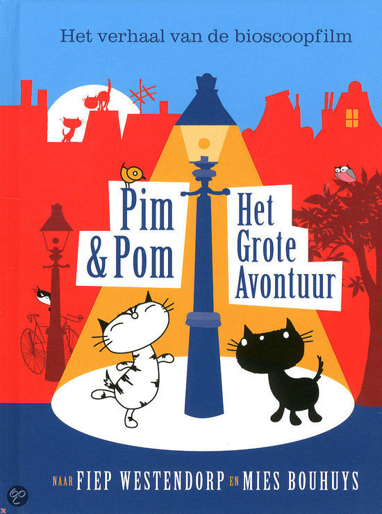 Pim en Pom / Het grote avontuur