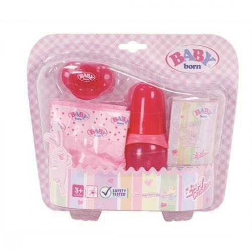 BABY born - Basisset Voeding