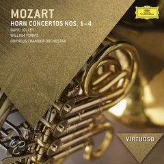 Horn Concertos Nos.1-4  Virtuoso)