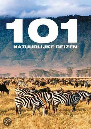 101 natuurlijke reizen