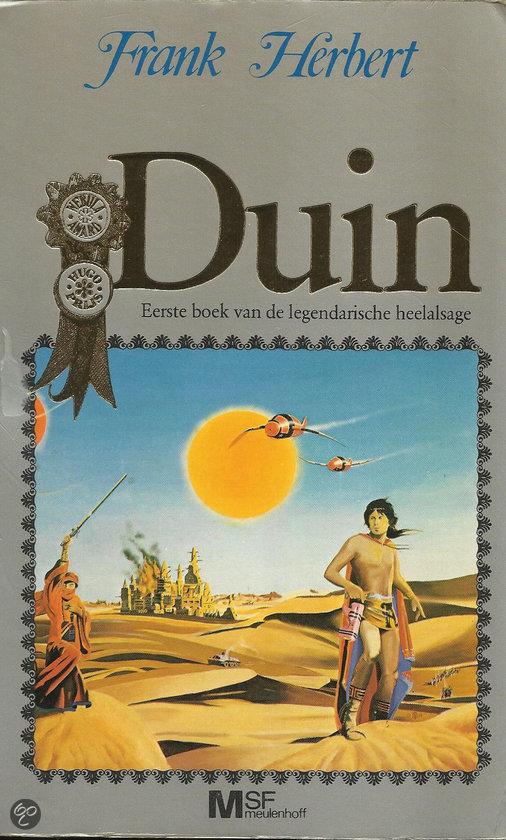 Duin, bevat: Boek Een: Duin, boek Twee: Muad'Dib, boek Drie: De Profee + Aanhangsels