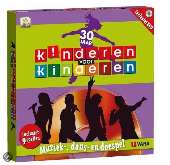 Afbeelding van het spel Kinderen Voor Kinderen dvd - bordspel