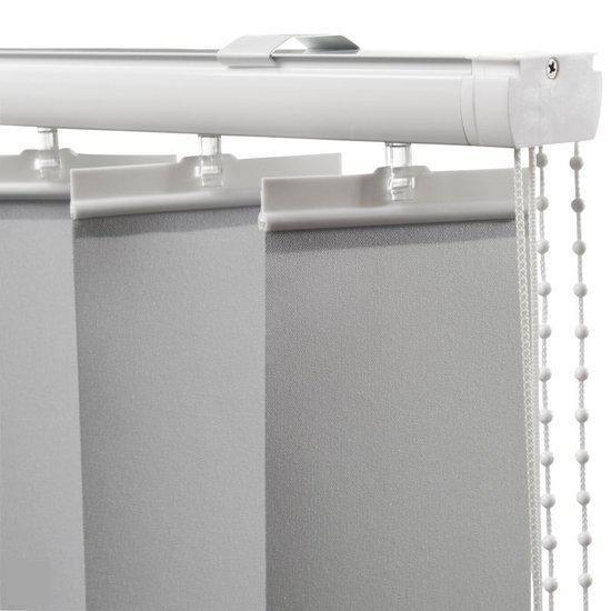 Lamellen 89mm 8 9x250 lichtgrijs - Badkamer kantelen ...