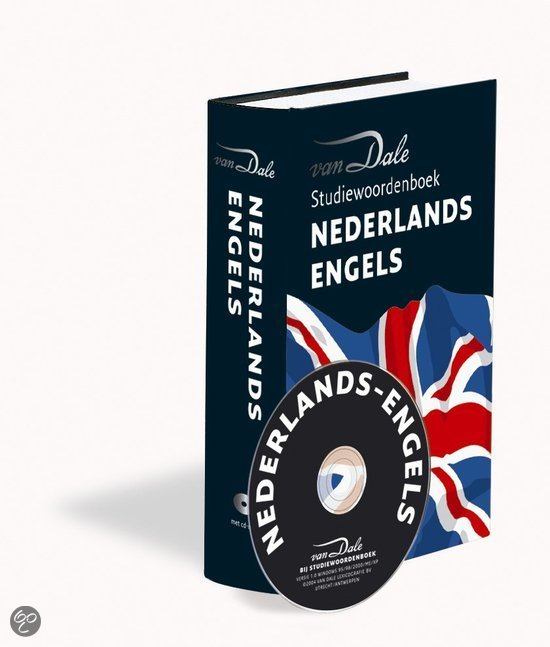 Van Dale Studiewoordenboek Nederlands-Engels