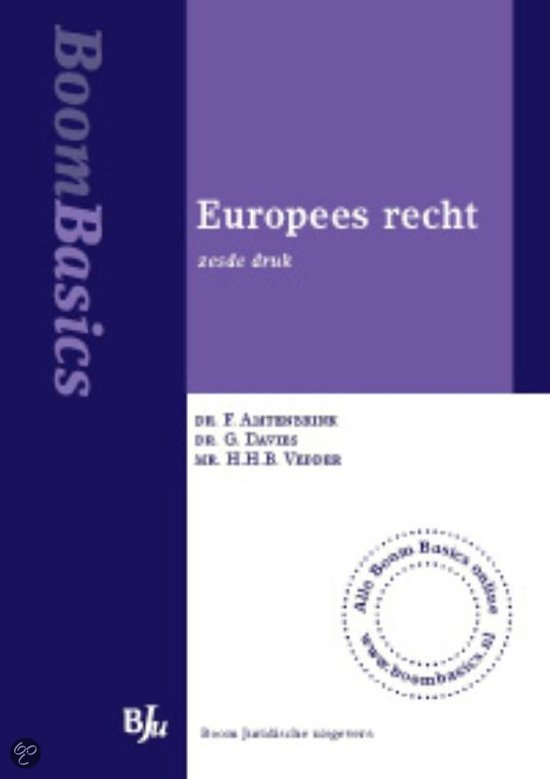 Europees recht