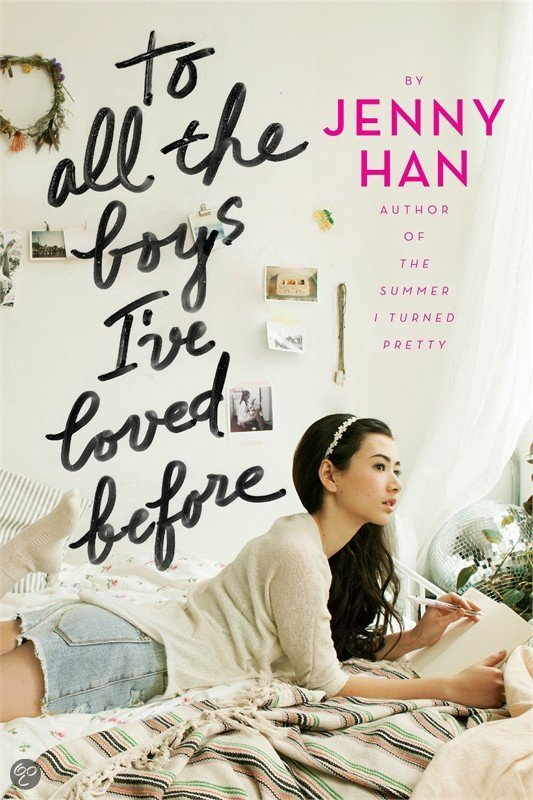 Afbeeldingsresultaat voor to all the boys i've loved before