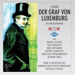 Der Graf Von Luxemburg (G
