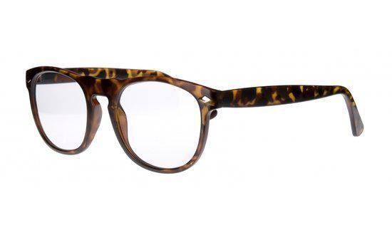 Icon Eyewear TCD002 Luciano Leesbril +2.00 - Tortoise