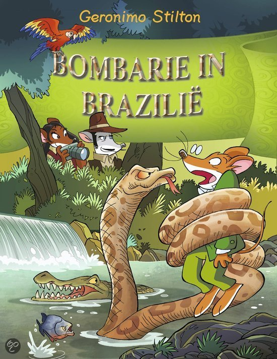 Bombarie in Brazilie