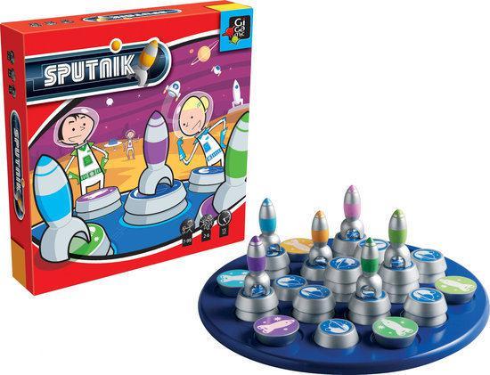 Afbeelding van het spel Sputnik