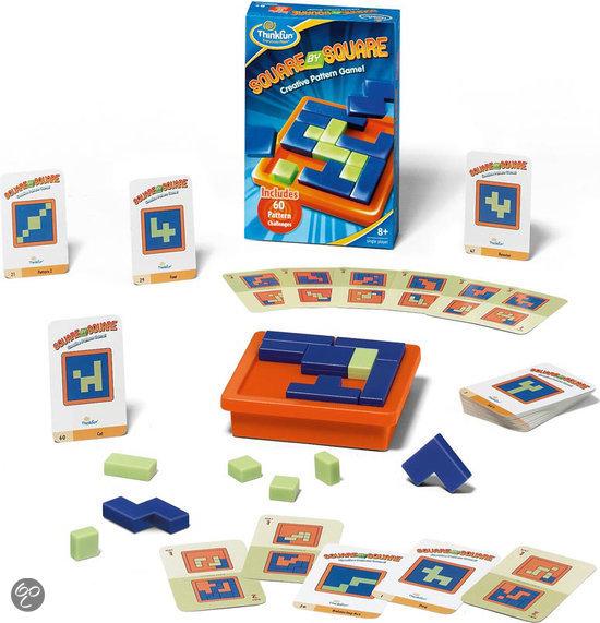 Thumbnail van een extra afbeelding van het spel Square by Square
