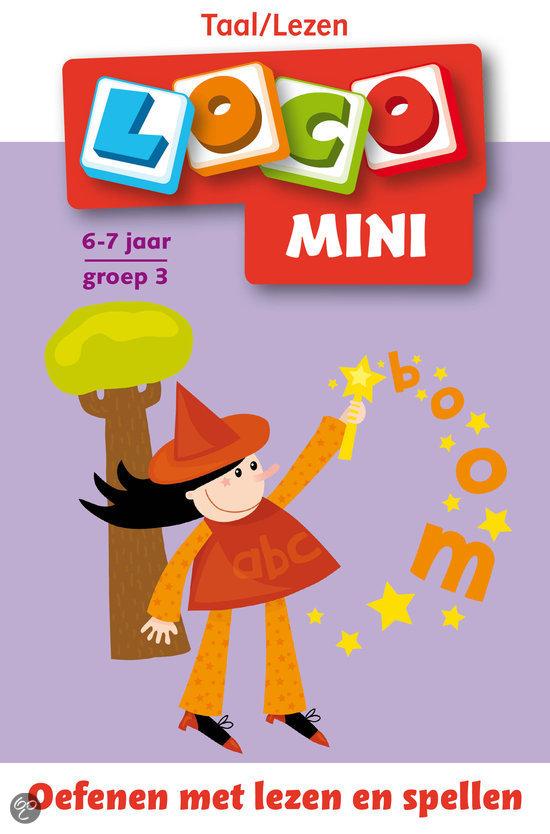 Mini Loco. Taal/Lezen, 3-2 (6-7 jaar)