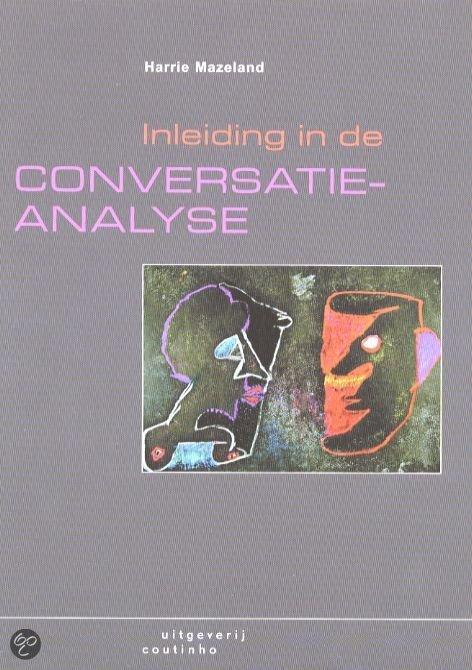 Inleiding in de conversatieanalyse