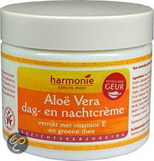 harmonie aloe vera dag en nachtcreme 60 ml dagcreme. Black Bedroom Furniture Sets. Home Design Ideas