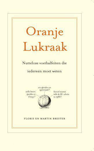 Oranje lukraak
