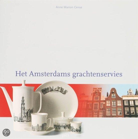 Het Amsterdams Grachtenservies