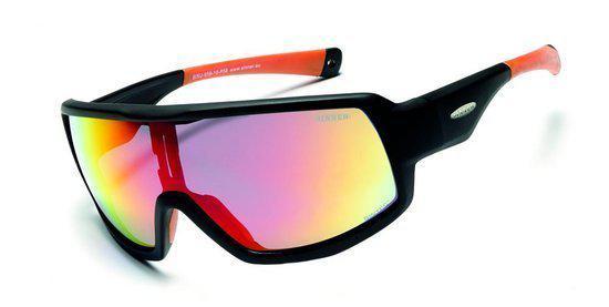 Sinner Whaleback SINTEC® - Sportbril - Zwart