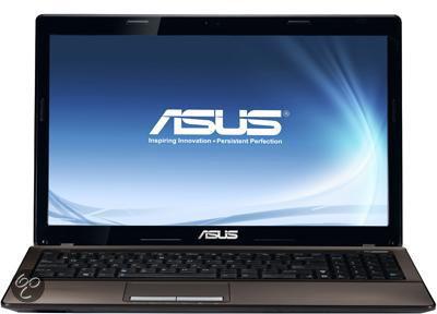 Asus K53SV-SX706V - Intel i5-2430M / 8 GB DDR3 RAM / 640 GB HDD / GeForce GT540M / 15.6 inch / Bruin