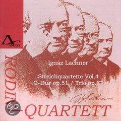 String Quartets Vol.4: Op51 & Trio