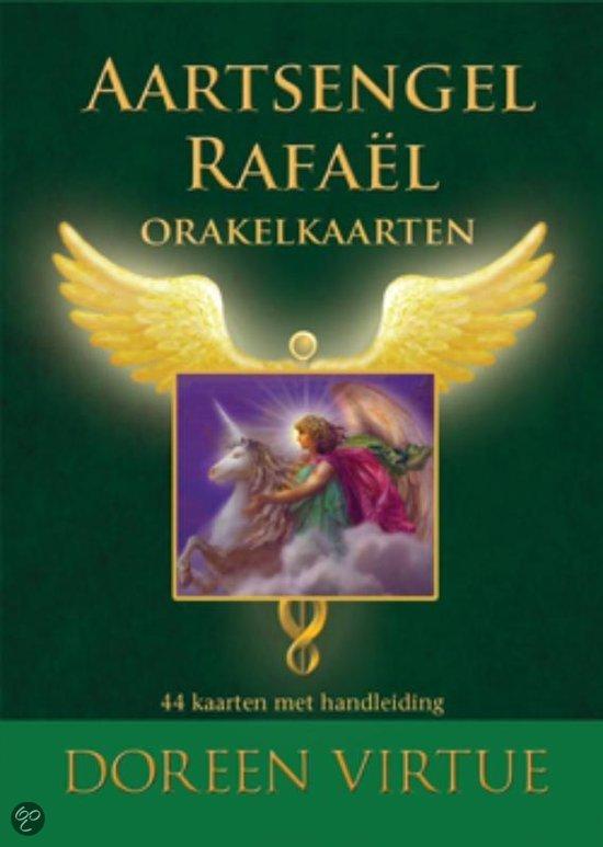 Aartsengel Raphael Orakelkaarten