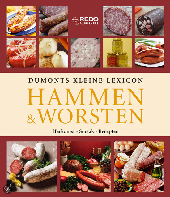 Dumonts Kleine Hammen & Worsten Lexicon
