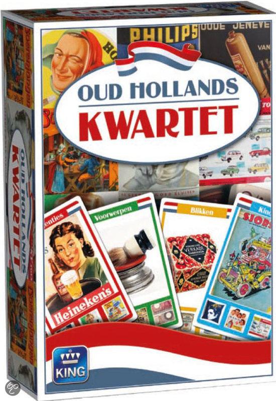 Afbeelding van het spel Oud Hollands Kwartet