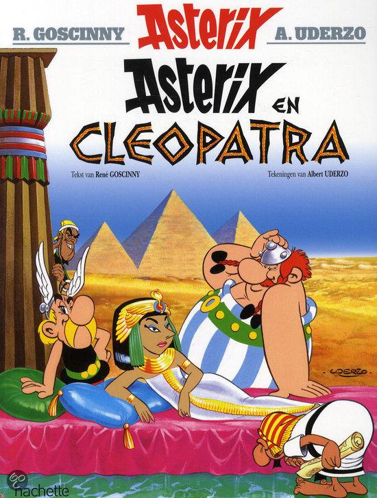 Asterix 06. En Cleopatra