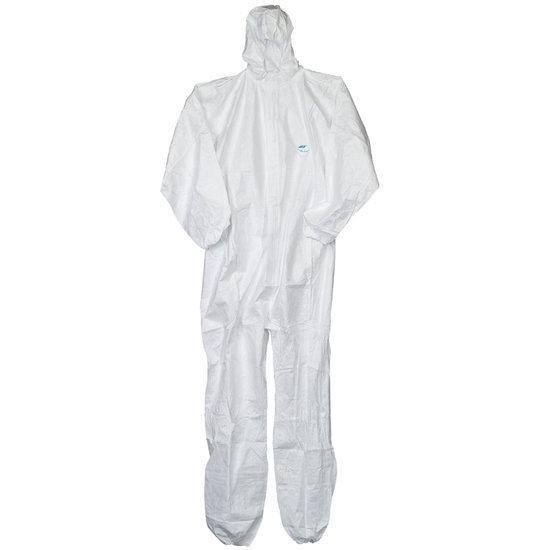 Dupont Overall Tyvek Classic wit XXL