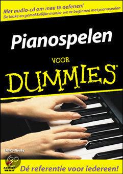 Pianospelen voor Dummies + CD-ROM