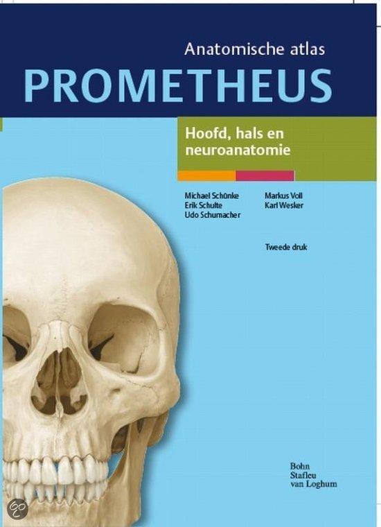 Prometheus anatomische atlas / 3 Hoofd en zenuwstelsel