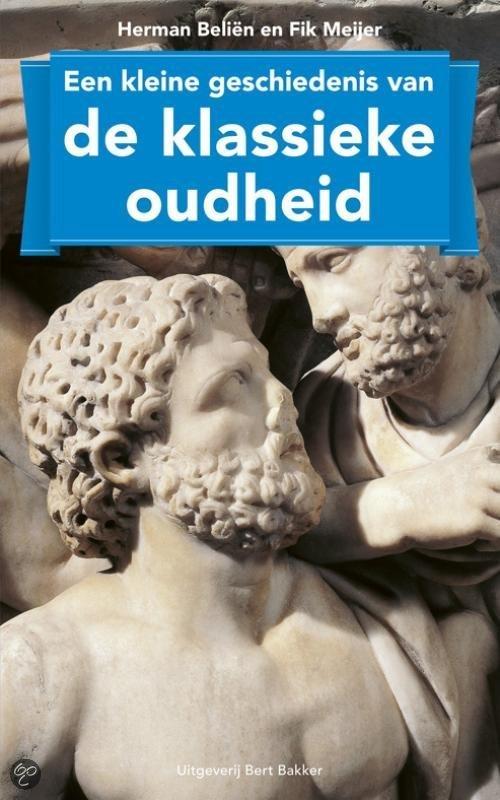 Een kleine geschiedenis van de klassieke oudheid