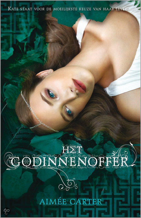 Het Godinnenoffer #3 – Aimée Carter