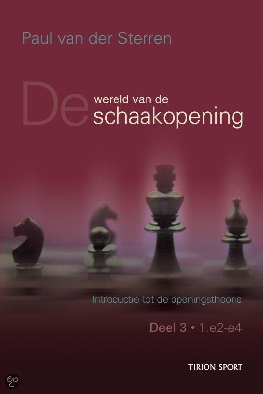 Wereld van de schaakopening / 3
