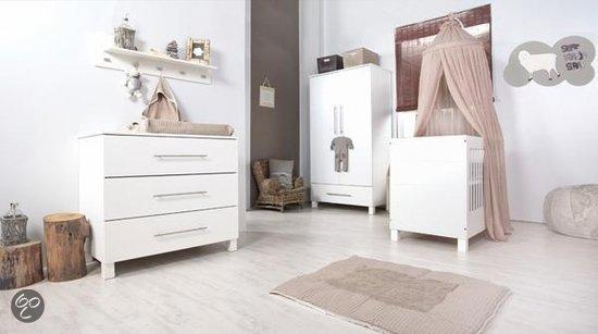 Babykamer Bopita Ideeen : Babykamer wit u cartoonbox