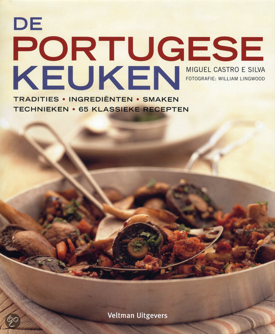 Engelse Keuken Kookboek : bol.com De Portugese keuken, M.C. E Silva 9789059209350 Boeken
