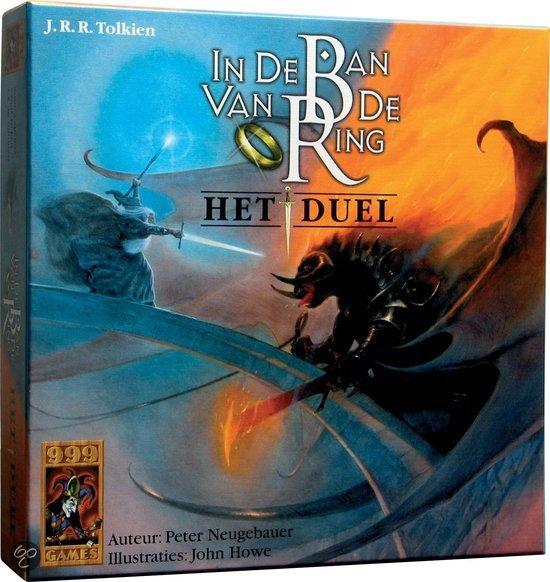 Afbeelding van het spel In de Ban van de Ring: Het Duel