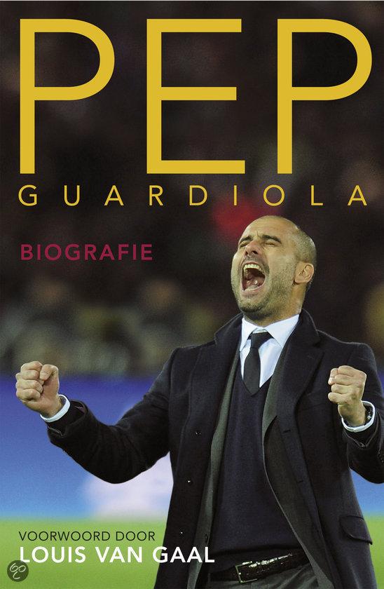 Biografie Pep Guardiola