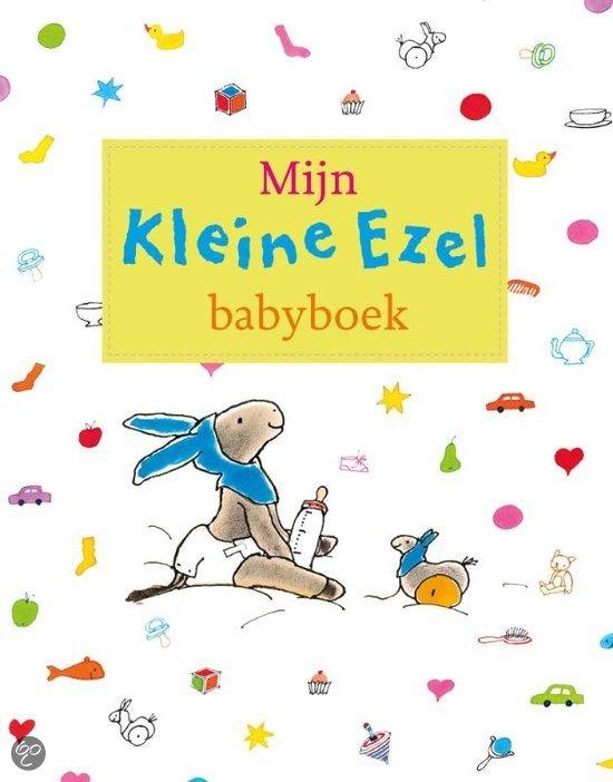 Mijn Kleine Ezel babyboek
