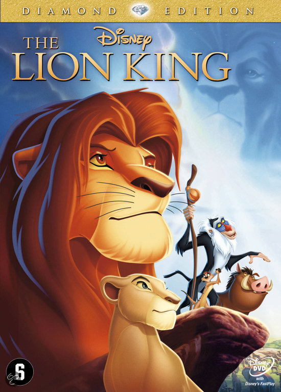 The Lion King (Diamond Edition)