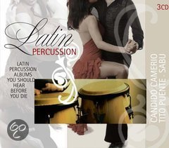 Latin Percussion Albums You Should Hear Before You Die