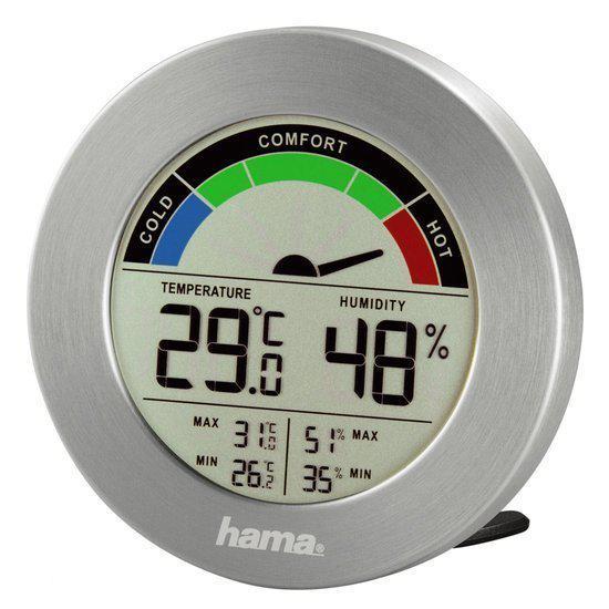 Hama Thermo-/Hygrometer TH-300