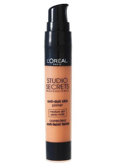 L'Oréal Paris Studio Secrets Anti-Dull Skin Primer - Medium Skin