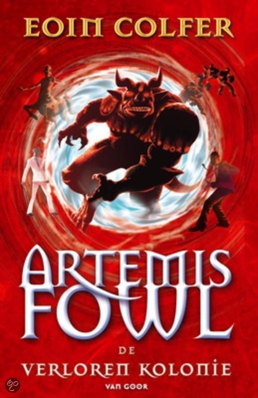 Artemis Fowl 5 Verloren kolonie