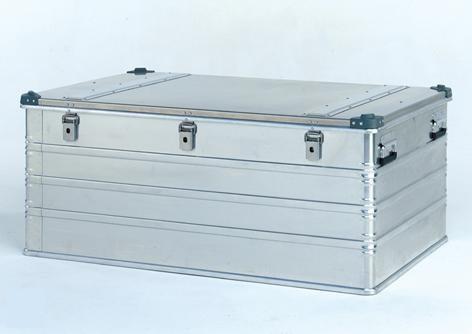 Aluminium Opberg Kist.Bott A 1250 Aluminium Kist