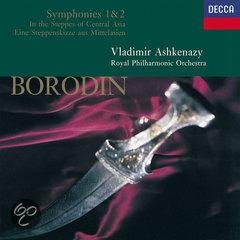 Borodin: Symphonies 1 & 2, etc / Ashkenazy, Royal PO