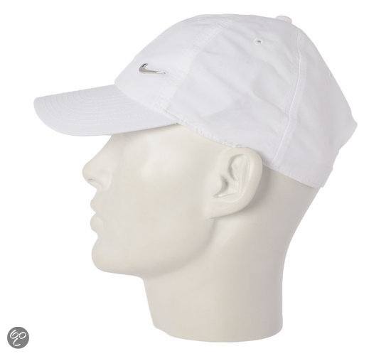 ff227749d7f bol.com | Nike Swoosh Logo 2-pack - Cap - Unisex - Maat One size - Zwart/Wit