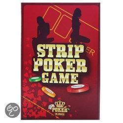 Afbeelding van het spel Pokerking Strippoker spel