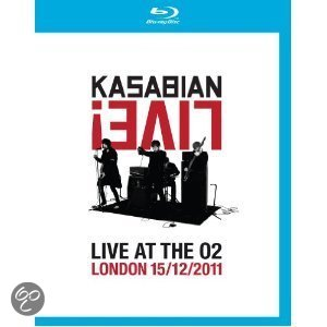Kasabian - Velociraptor: Live At The O2