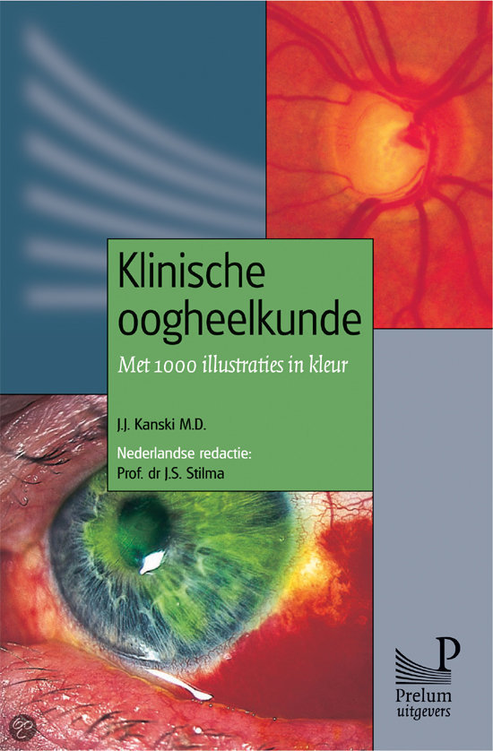 Klinische oogheelkunde