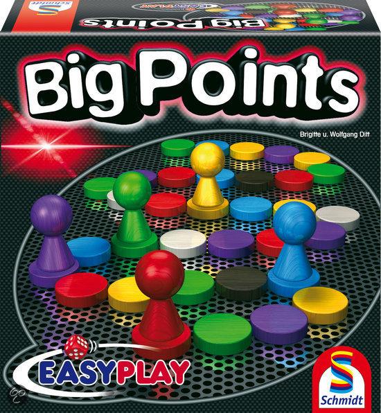 Afbeelding van het spel Easy Play Big Points